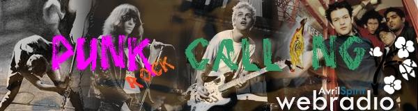 Émission : Punk rock calling Punk