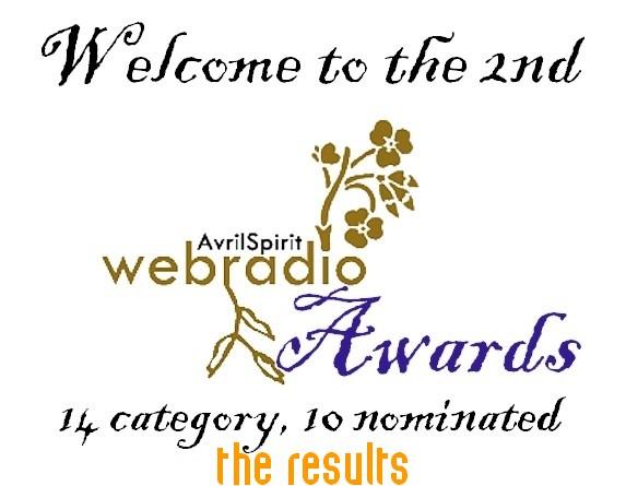 Avrilspirit webradio awards 2011 : Resultats en page une Asind